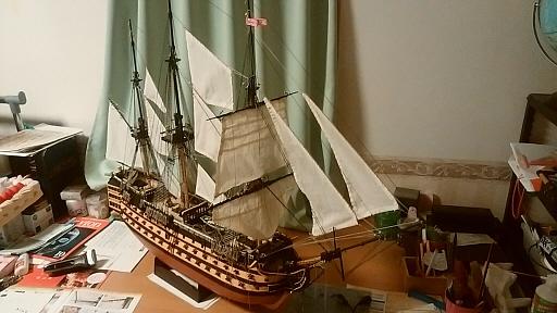 帆船模型ヴィクトリー号 108/120 まで.jpg